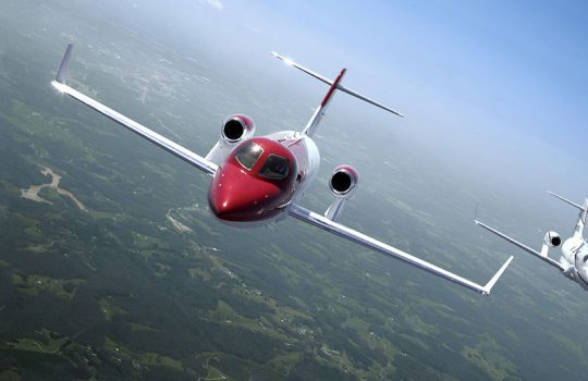 HondaJet desbanca Phenom 300 da Embraer no ranking de vendas do primeiro semestre